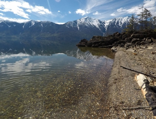 East Shore, Kootenay Lake BC